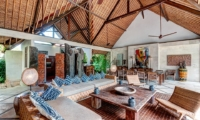 Indoor Living and Dining Area - Villa Massilia - Seminyak, Bali
