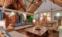 Indoor Living Area - Villa Massilia - Seminyak, Bali