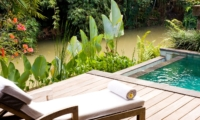 Sun Beds - Villa Maya Retreat - Tabanan, Bali