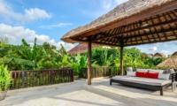 Open Plan Seating Area - Villa Menari Residence - Seminyak, Bali