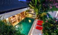 Top View - Villa Menari Residence - Seminyak, Bali