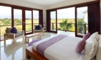 Bedroom with Seating Area - Villa Merayu - Canggu, Bali