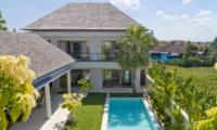 Tropical Garden - Villa Merayu - Canggu, Bali