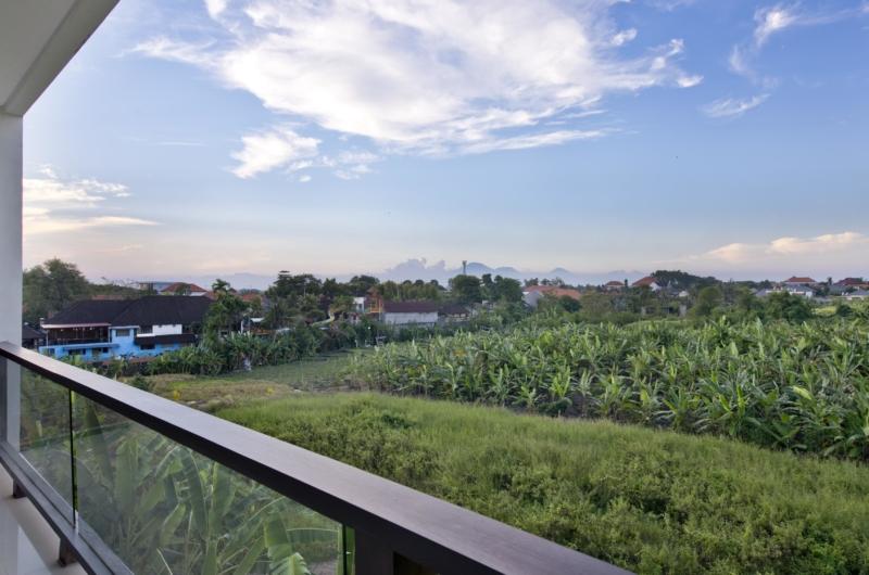 View from Balcony - Villa Merayu - Canggu, Bali