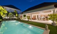 Night View - Villa Merayu - Canggu, Bali