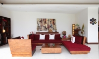 Lounge Area - Villa Merayu - Canggu, Bali
