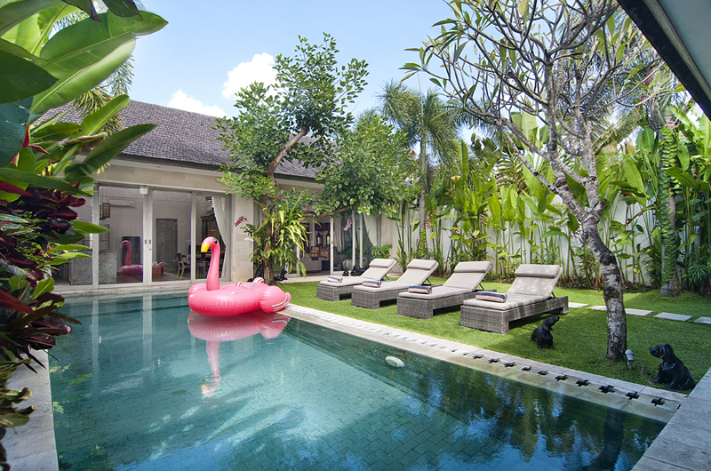 Swimming Pool - Villa Mia - Canggu, Bali