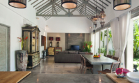 Indoor Living and Dining Area - Villa Mia - Canggu, Bali