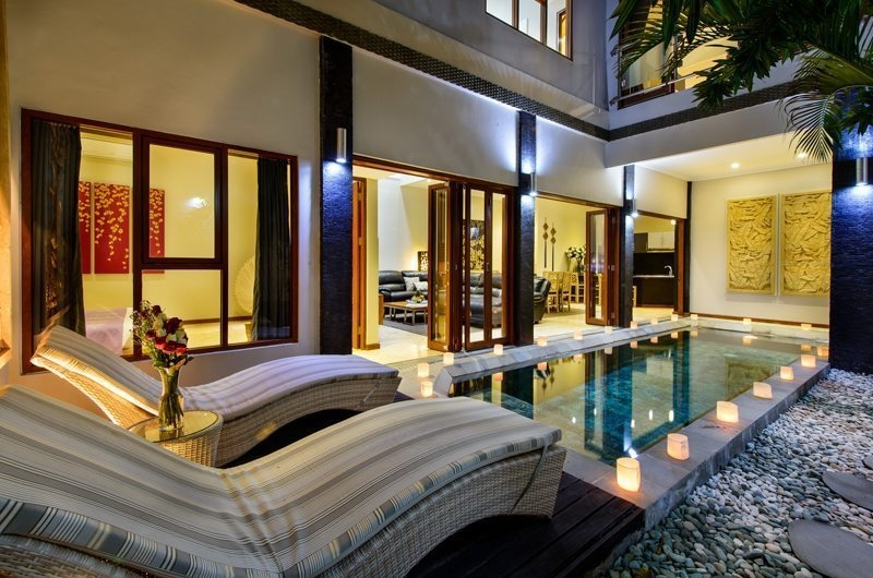 Private Pool - Villa Michelina - Legian, Bali