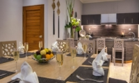 Dining Area - Villa Michelina - Legian, Bali