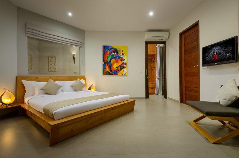 Spacious Bedroom - Villa Miro - Seminyak, Bali