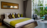Bedroom with Outdoor View - Villa Miro - Seminyak, Bali