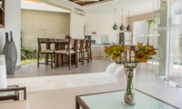 Kitchen and Dining Area - Villa Miro - Seminyak, Bali