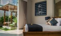 Bedroom with View - Villa Miro - Seminyak, Bali