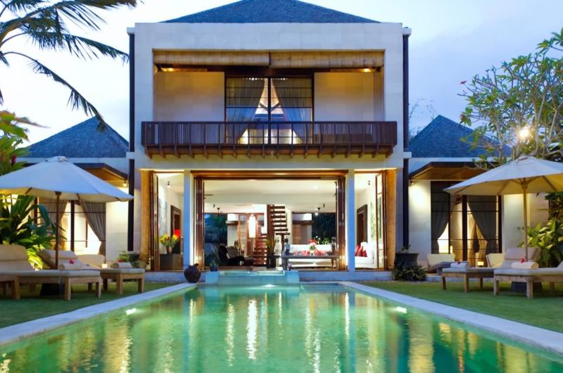 Swimming Pool - Villa Nataraja - Sanur, Bali