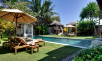 Gardens and Pool - Villa Nataraja - Sanur, Bali
