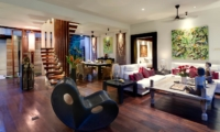 Living Area - Villa Nataraja - Sanur, Bali