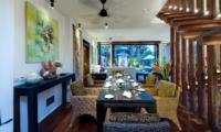 Dining Area - Villa Nataraja - Sanur, Bali