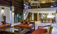 Living and Dining Area - Villa Nelayan - Canggu, Bali