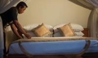 Bedroom - Villa Nelayan - Canggu, Bali