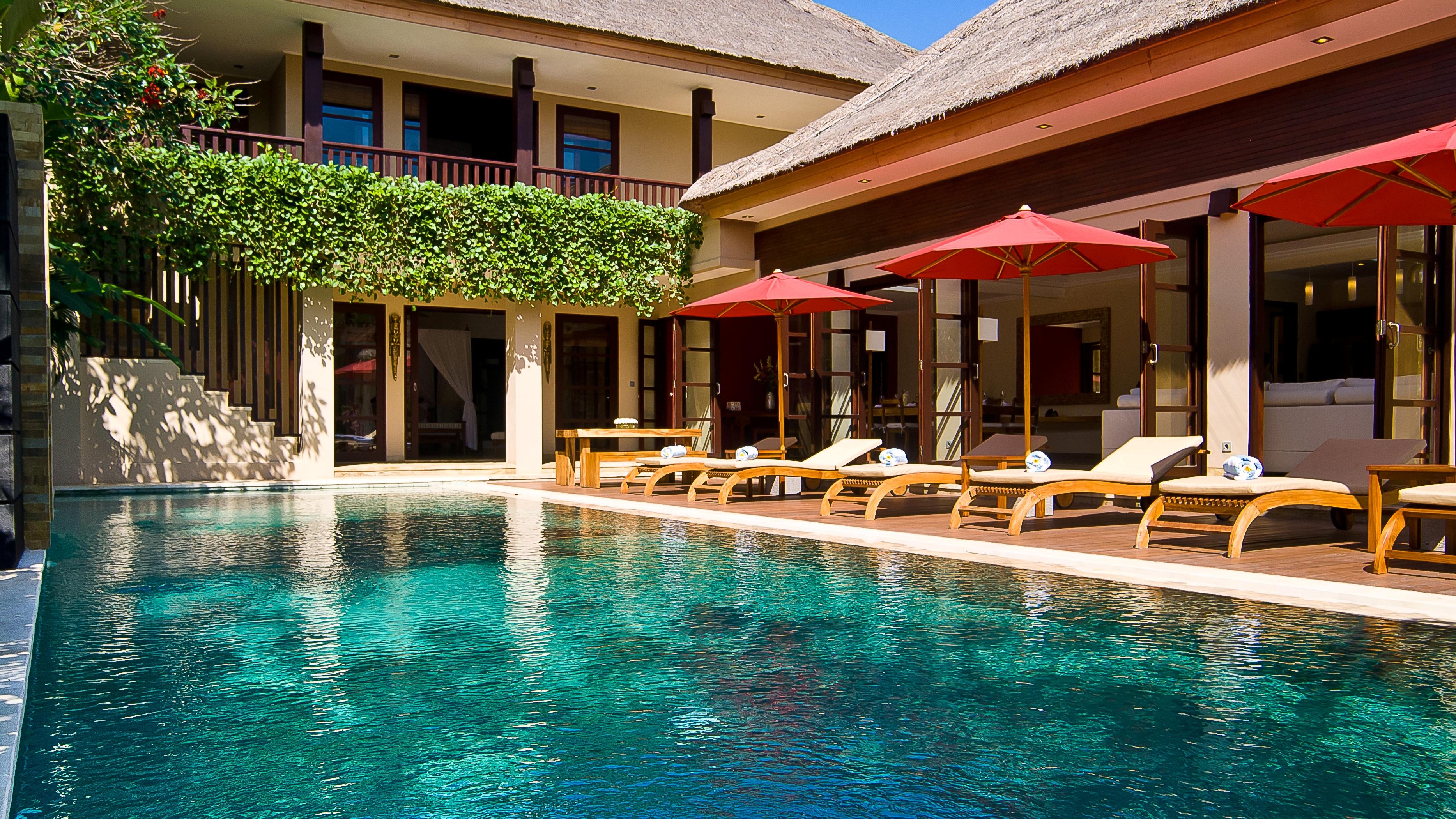 Pool - Villa Nilaya Residence - Seminyak, Bali
