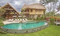 Swimming Pool - Villa Omah Padi - Ubud, Bali