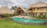 Private Pool - Villa Omah Padi - Ubud, Bali