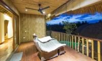 View from Balcony - Villa Omah Padi - Ubud, Bali