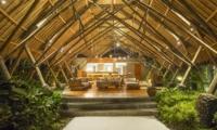 Indoor Living Area - Villa Omah Padi - Ubud, Bali