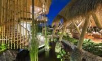 Outdoor Pond - Villa Omah Padi - Ubud, Bali