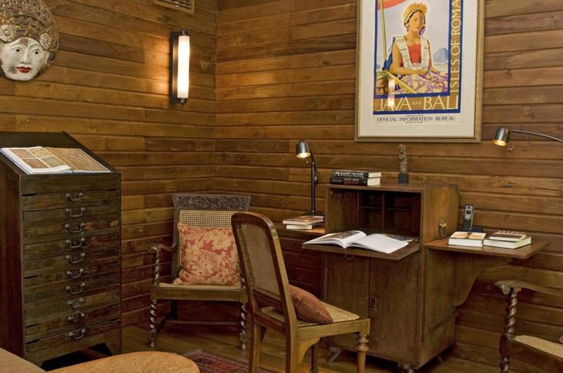 Study Room - Villa Oost Indies - Seminyak, Bali