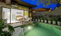 Pool Side Lounger - Villa Orchid Sanur - Sanur, Bali