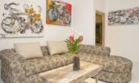 Lounge Area - Villa Orchid Sanur - Sanur, Bali