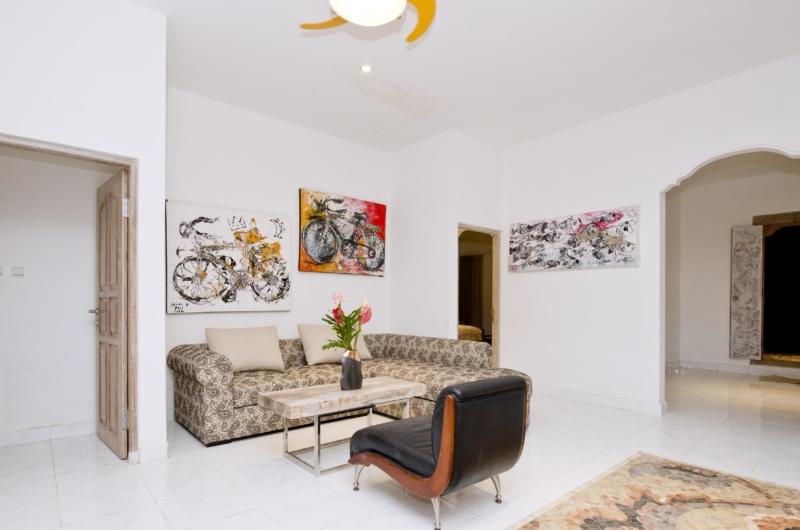 Living Area - Villa Orchid Sanur - Sanur, Bali