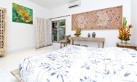 Bedroom with View - Villa Orchid Sanur - Sanur, Bali