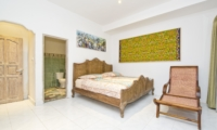 Bedroom with Seating Area - Villa Orchid Sanur - Sanur, Bali