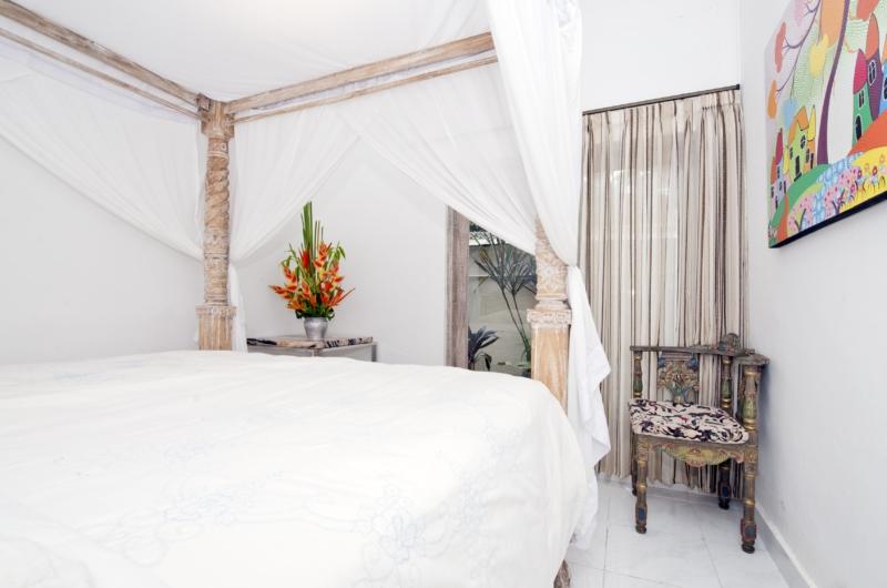 Four Poster Bed - Villa Orchid Sanur - Sanur, Bali