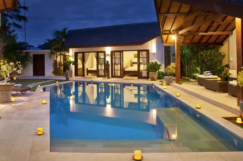 Swimming Pool - Villa Origami - Seminyak, Bali