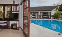Pool - Villa Origami - Seminyak, Bali