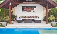 Pool Bale - Villa Origami - Seminyak, Bali