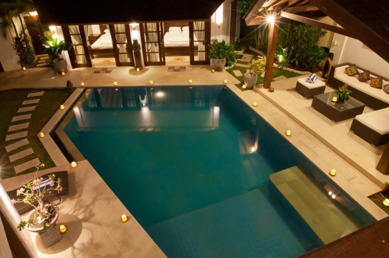 Top View - Villa Origami - Seminyak, Bali