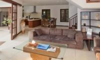 Living Area - Villa Origami - Seminyak, Bali