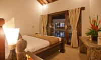 Bedroom at Night - Villa Origami - Seminyak, Bali