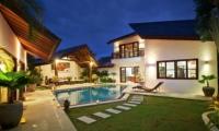 Gardens and Pool - Villa Origami - Seminyak, Bali