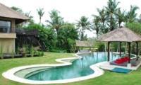 Swimming Pool - Villa Palm River - Pererenan, Bali
