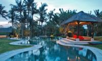 Pool Bale - Villa Palm River - Pererenan, Bali