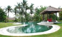 Private Pool - Villa Palm River - Pererenan, Bali