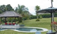 Pool Side Seating Area - Villa Palm River - Pererenan, Bali