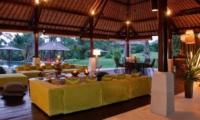 Living Area - Villa Palm River - Pererenan, Bali