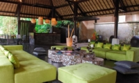Indoor Living Area - Villa Palm River - Pererenan, Bali